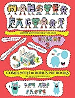 Scissor Activities for 3 Year Olds (Cut and paste Monster Factory - Volume 2): This book comes with a collection of downloadable PDF books that will help your child make an excellent start to his/her education. Books are designed to improve hand-eye coord
