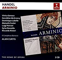 Handel: Arminio (2CD) by Alan Curtis