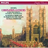 Handel;Coronation Anthems
