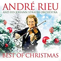 Best of Christmas by ANDRE JOHANN STRAUSS ORCHESTRA RIEU