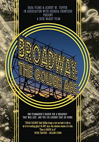 Broadway: The Golden Age [DVD] [Import]