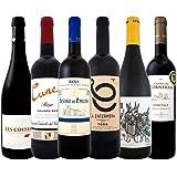 赤ワイン セット 6本 フルボディ スペイン フランス すべてパーカー90点以上