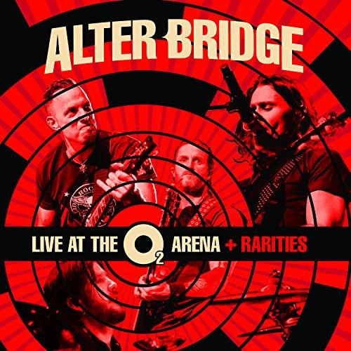 [画像:Live at the O2 Arena + Rarities]