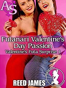 Futanari Valentine's Day Passion (Valentine's Futa Surprise 1) by [James, Reed]