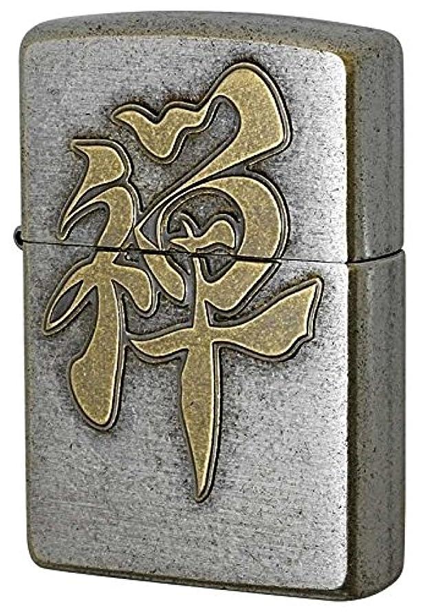 勉強するリンククローゼットZIPPO(ジッポー) ライター 漢字シリーズ 禅 バレル仕上げ クローム