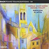 Bach Piano Transcriptions 10: Saint-Saens