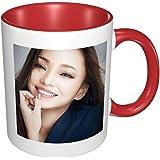 4色 安室 奈美恵 マグカップ 耐熱マグカップ コーヒー グッズ 陶器 グラスグリーン 大容量 真空断熱 ギフト 330ml