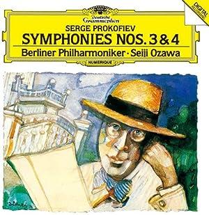 プロコフィエフ:交響曲第3番&第4番&第5番&組曲「キージェ中尉」