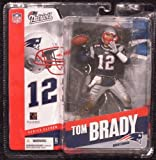 McFarlane NFL Series 11 Figure: Tom Brady New England Patriots Navy Jersey Six Inch Action Figure