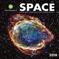 Space Smithsonian 2018 Wall Calendar