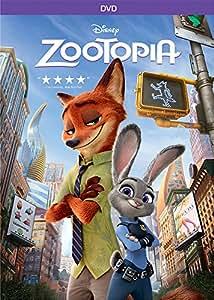Zootopia [DVD][Import]