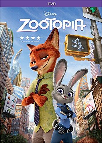 Zootopia [DVD][Import]の詳細を見る