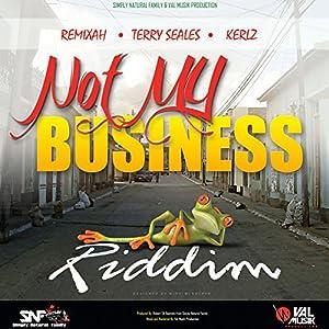 Not My Business Riddim