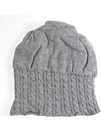 (カジュアルボックス)CasualBox 子ども STONE ケーブル編み ニット帽 3色 フリーサイズ 帽子 人気 ジュニア Charm チャーム