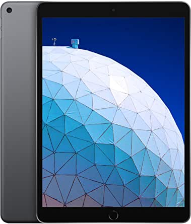 Apple iPad Air (10.5インチ, Wi-Fi, 256GB) - スペースグレイ (最新モデル)