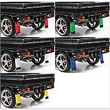 ハイゼット トラック S200P/S210P 慶虎 Mud Flap (泥よけ) 取付けステー:A ブルー