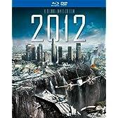 2012 ブルーレイ&DVDセット [Blu-ray]