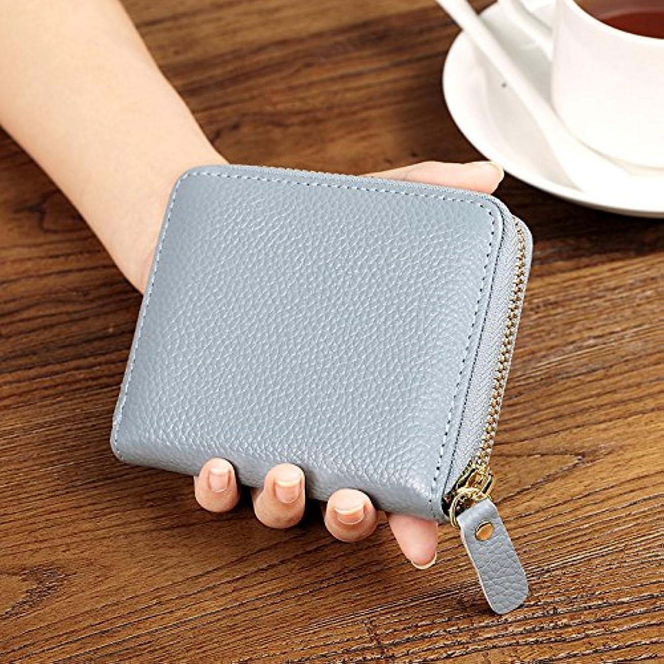 約束する札入れくぼみ女性用ショート財布小物マルチカードファスナー財布 DYY