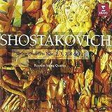 ショスタコーヴィチ:弦楽四重奏曲第2、3、7、8&12番(UHQCD)