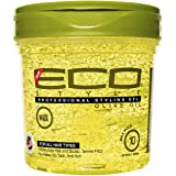 (MEDIUM 473ML) - Eco Styler Olive Oil Styling Gel -12oz
