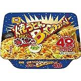 マルちゃん 【東北・信越限定】焼うどんバゴォーン だし醤油味 112g×12個