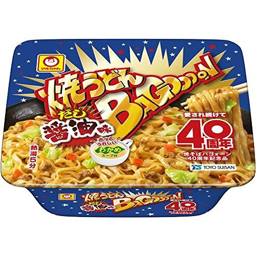 マルちゃん 【東北・信越限定】焼うどんバゴォーン だし醤油味 112g ×12個