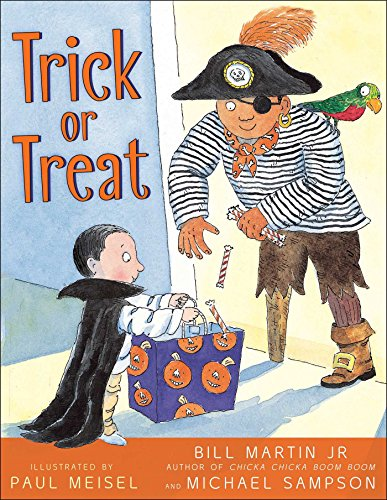 Trick or Treat?の詳細を見る