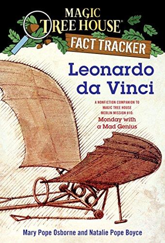 Leonardo da Vinci: A Nonfiction Companion to Magic Tree House Merlin Mission #10: Monday with a Mad Genius (Magic Tree House (R) Fact Tracker)の詳細を見る