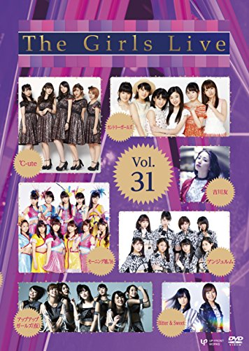 [画像:The Girls Live Vol.31 [DVD]]