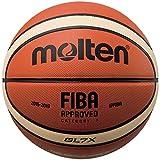BGL7X バスケットボール モルテン 7号球 検定球 molten (一般男子・大学男子・高校男子・中学男子) 国際公認球 メーカー取り寄せ