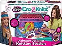 Cra-Z-Art Cra-Z-Knitz Knitting Station by Cra-Z-Art