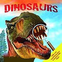 Dinosaurs Octagonal Box Set (Look Closely)