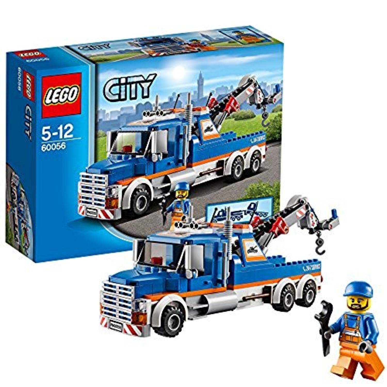 レゴ (LEGO) シティ レッカートラック 60056