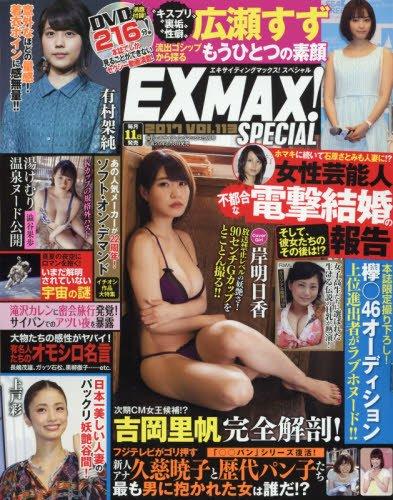 エキサイティングマックス! Special 113 (エキサイティングマックス! 2017年09月号増刊) [雑誌]