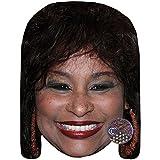 チャカ・カーンCelebrityマスク、カード面とファンシードレスマスク