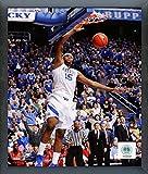 DeMarcus Cousins Kentucky Wildcats NCAAアクション写真(サイズ: 12cm x 15cm )フレーム