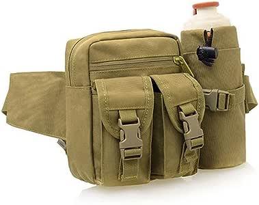 ウエスト バッグ ポーチ 多機能 ポケット アウトドア サバイバル ゲーム サバゲー
