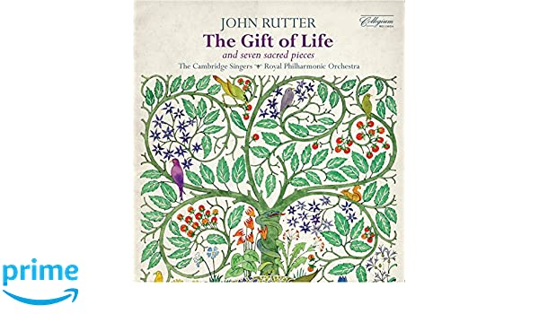 Amazon rutter the gift of life j rutter negle Gallery