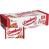 COMBOS Pepperoni Pizza er Baked Snacks Bag 1.7 Ounce (Pack of 36)