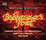 ウォルトン:オラトリオ「ベルシャザルの饗宴」/戴冠式行進曲「王冠」/宝玉と王の杖(イングリッシュ・ノーザン・フィルハーモニア/ダニエル)