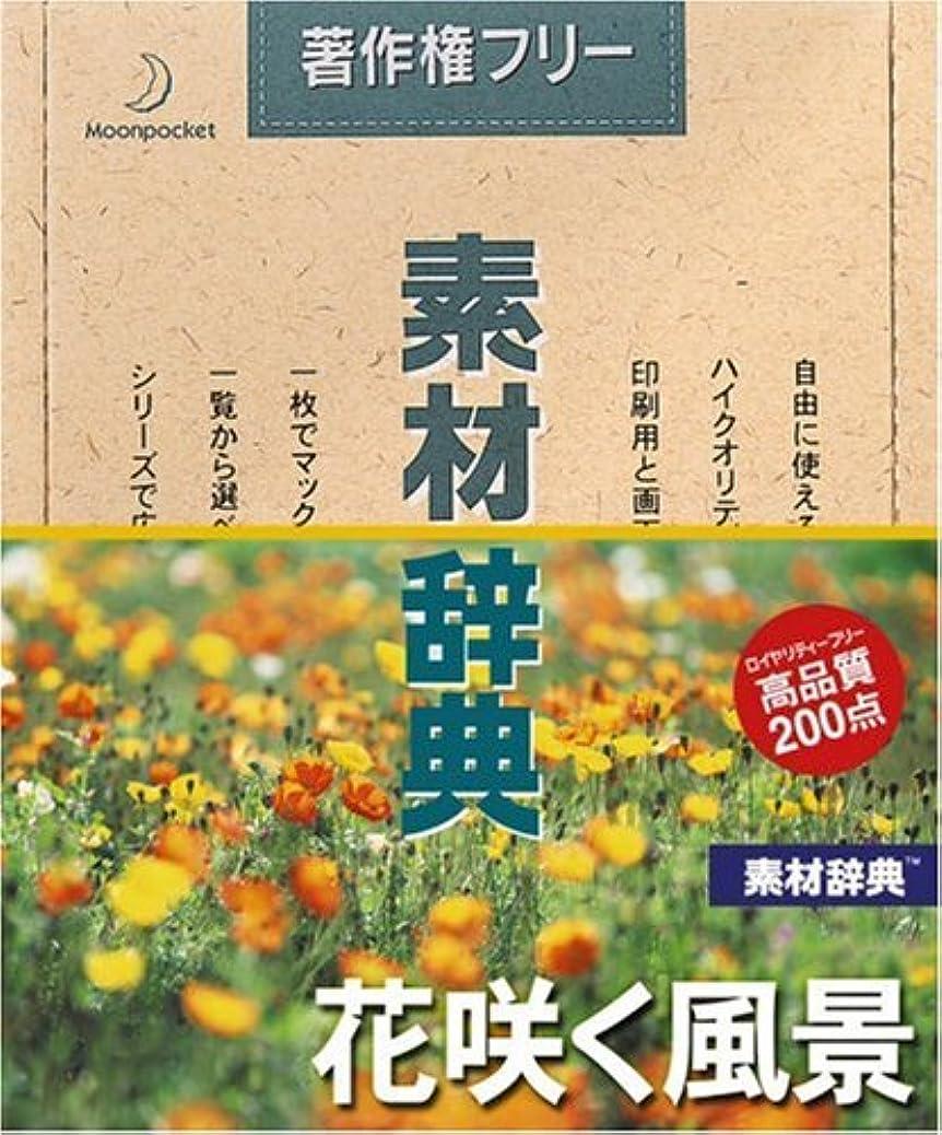 徹底的にビデオ引き付ける素材辞典 Vol.121 花咲く風景編