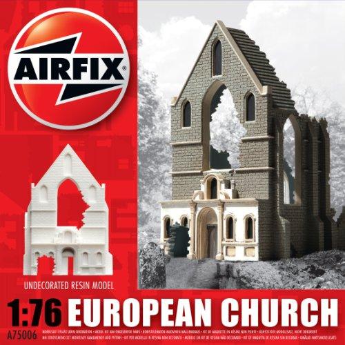 エアフィックス 1/76 ヨーロッパの教会 レジン製 75006