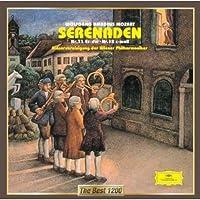 モーツァルト:セレナード第11番、第12番「ナハトムジーク」