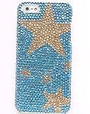 【medaca-正規品】富士通 arrows M03 SIMフリー スマホ ケース プラスチック デコ きらきら ハンドメイド ストーン 埋めつくし