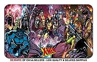 X - MenコミックブックスーパーヒーロースタイリッシュなPlaymatマウスパッド(24x 14) インチ[ MP ] X - Men sh-16