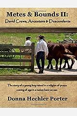 David Crews, Ancestors & Descendants Paperback