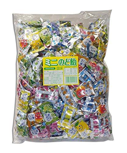 川口製菓 ミニのど飴【業務用】 1kg ( 約300粒)