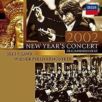 New Year's Concert 2002 by Seiji Ozawa (2015-01-14)