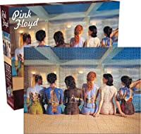 Puzzle - Pink Floyd - Back Art (1000 pcs) Licensed Gifts Toys 65160