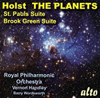 Holst: Planets Suite; St. Paul's Suite